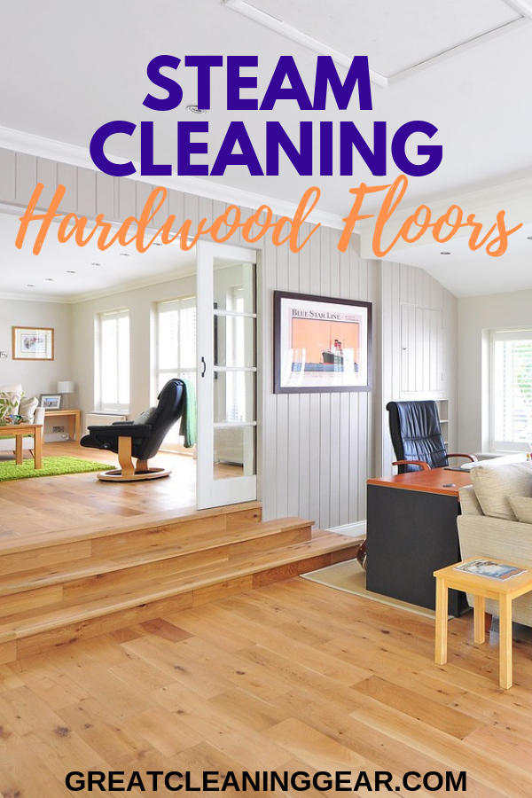 can steam cleaners be used on hardwood floors
